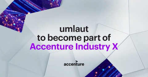 Accenture is acquiring engineering consulting and services firm umlaut to expand its Industry X services (Graphic: Business Wire)
