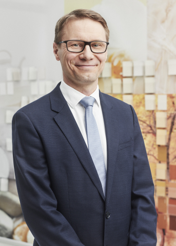 PPG announced that Markus Melkko has been named interim chief executive officer (CEO) of Tikkurila Oyj, effective immediately, in addition to his current responsibilities as its chief financial officer (CFO). (Photo: Business Wire)
