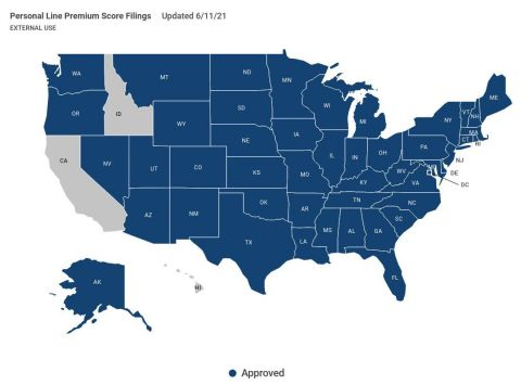 New York is the 48th State to Approve CMT's Insurance Scoring Model
