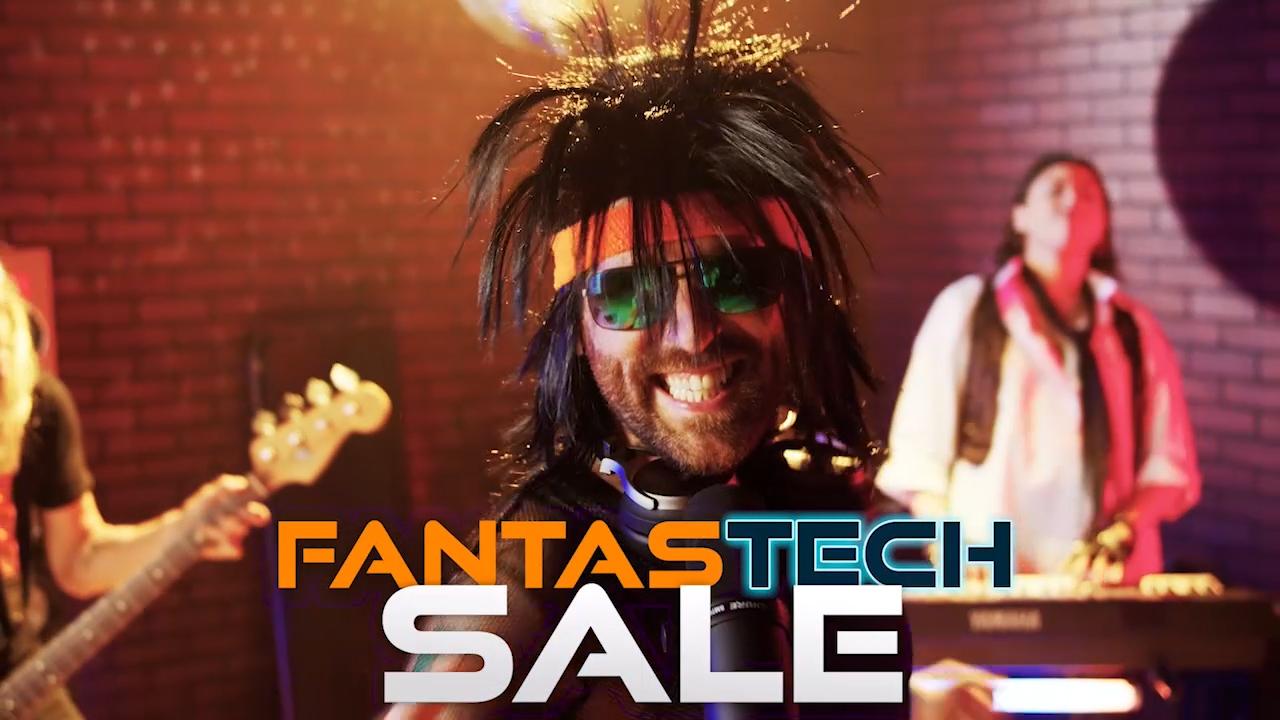 Newegg kicks off its annual FantasTech event June 14