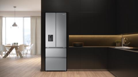 Hisense SkyLine refrigerator (Photo: Business Wire)