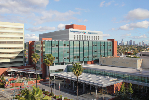 Children's Hospital Los Angeles has been ranked the top children's hospital on the West Coast and No. 5 in the nation, according to the U.S. News & World Report's Best Children's Hospitals list, published today. (Photo: Business Wire)