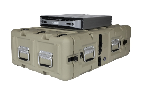 Western Digital's Ultrastar Edge Server and Ultrastar Edge MR, a militarized, ruggedized version. High-performance servers for faster processing, lower latency, and real-time decision making even in harsh environments with limited or no network connectivity. (Photo: Business Wire)