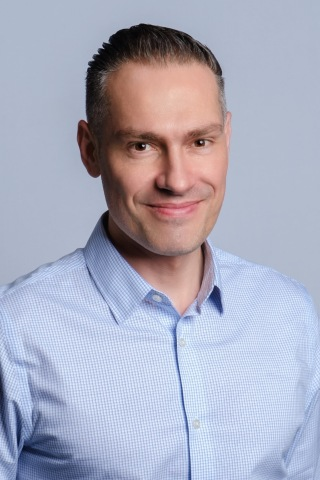 Arnaud Lacoste, MBA, PhD, named chief scientific officer of Aurion Biotech (Photo: Business Wire)