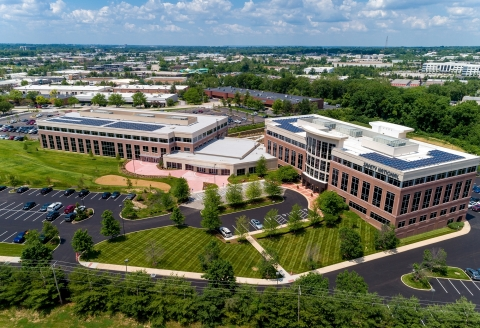 Safety National's headquarters expansion at 1832 Schuetz Road in Maryland Heights, MO. (Photo: Business Wire)