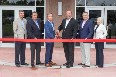 Safety National's Executive Management team (pictured left to right): John Csik, Tom Grove, Mark Wilhelm, Duane Hercules, Gus Aivaliotis, Cyndee Morton (Photo: Business Wire)