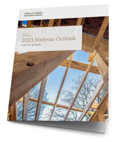 Wells Fargo Investment Institute 2021 Midyear Outlook: Fuel for Growth (Photo: Wells Fargo)