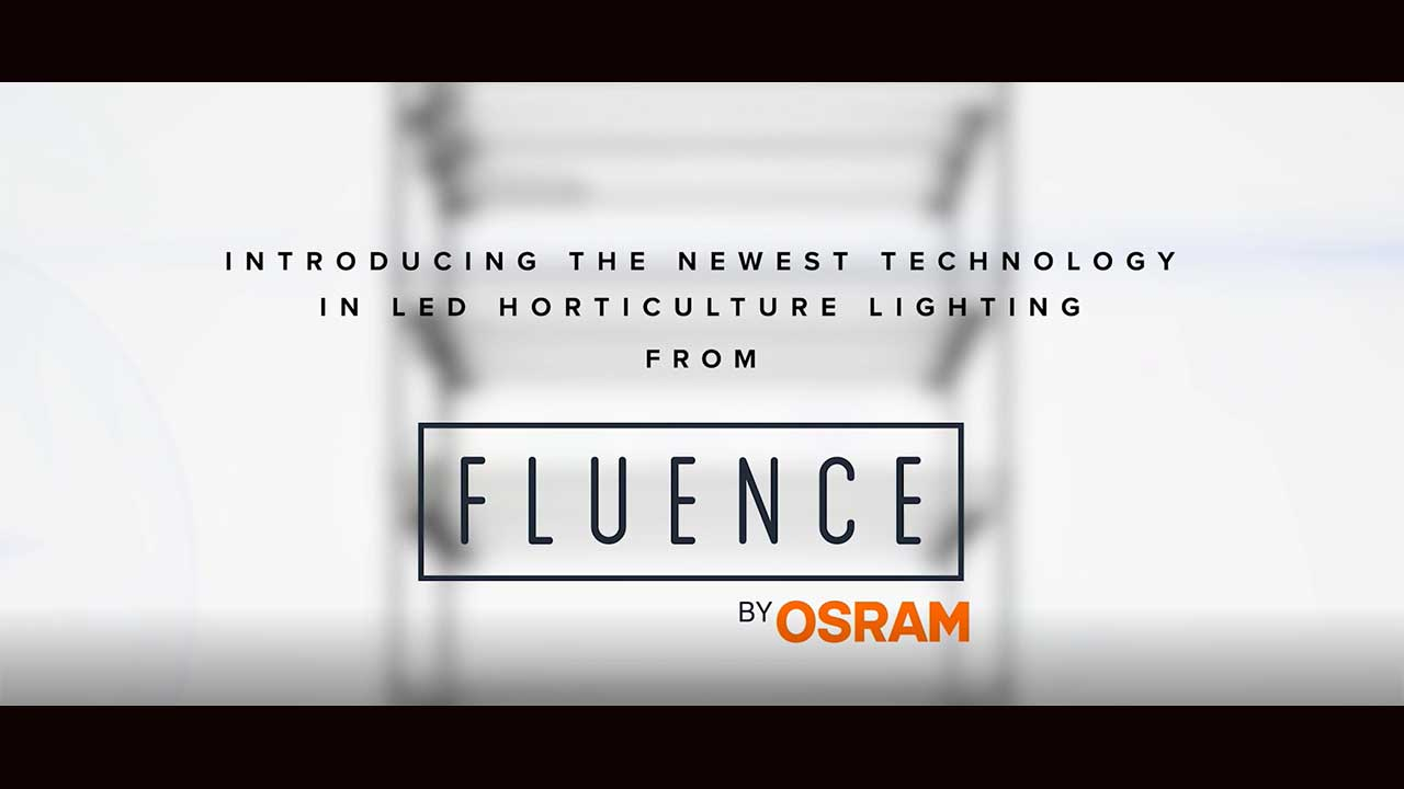 Fluence by OSRAM today released its RAZR Modular System, the company's newest LED solution for vertical farmers.