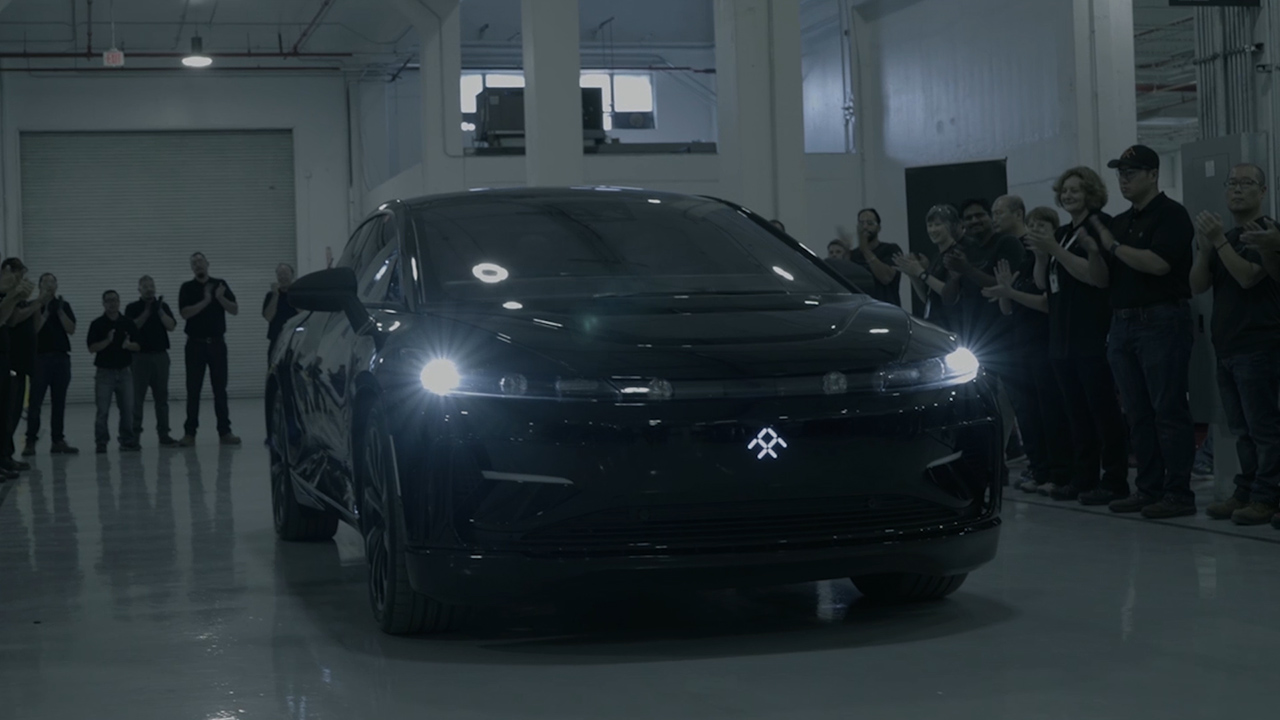 Faraday Future's Robust Hybrid Global Manufacturing Strategy Provides a Clear Path to FF 91 Production