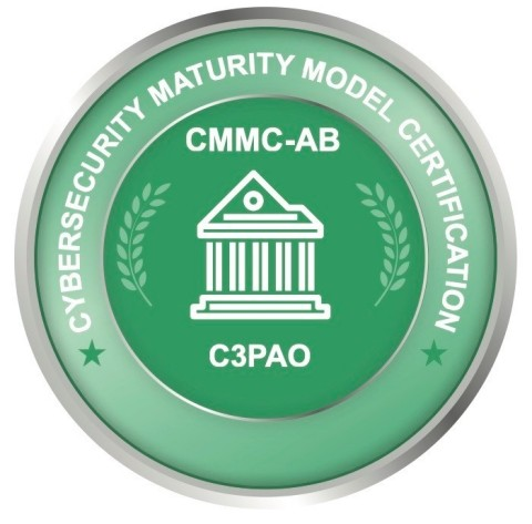 Cotton & Company achieved the CMMC Certified Third Party Assessor Organization (C3PAO) candidate designation. (Graphic: Business Wire)