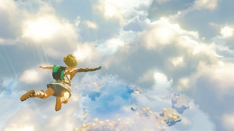 The sequel to The Legend of Zelda: Breath of the Wild is aiming to launch for Nintendo Switch in 2022. (Graphic: Business Wire)
