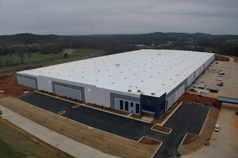 GE Appliances (GEA), a Haier company, was selected by Supply & Demand Chain Executive as a recipient of the Top Supply Chain Projects Award for 2021 for the transformation of its inbound transportation strategy and the creation of its new Southern Logistics Center (SLC) in Crandall, Georgia that opened on March 9, 2020. (Photo: GE Appliances, a Haier company)