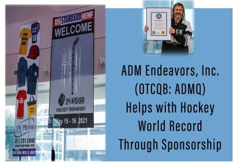 ADMQ Sponsors Hockey Tournament (Photo: Business Wire)