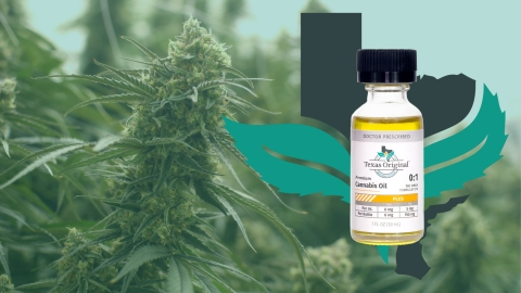 Texas Original Compassionate Cultivation, Texas' leading medical cannabis provider, launched the state's first 0:1 THC-only medical cannabis tincture for qualifying patients. (Photo: Business Wire)