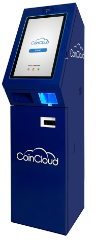 With over 2,000 locations nationwide, in 47 states and Brazil, Coin Cloud operates the world's largest and fastest-growing network of 100% two-way digital currency machines (Photo: Business Wire)