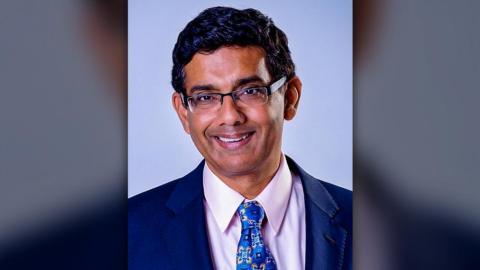 Dinesh D'Souza (Photo: Business Wire)