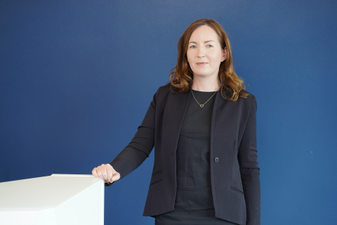 Emer FitzPatrick, Country Lead Ireland BearingPoint RegTech (Photo: Business Wire)