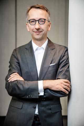 Jürgen Lux, CEO BearingPoint RegTech (Photo: Business Wire)