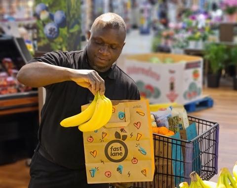 Fast Lane Personal Shopper (Photo: Business Wire)