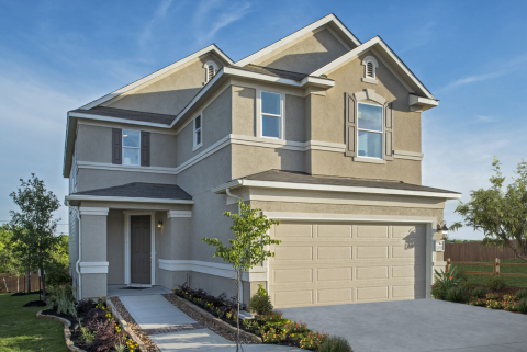 KB Home announces the grand opening of Willow View, a new-home community in Converse, Texas. (Photo: Business Wire)