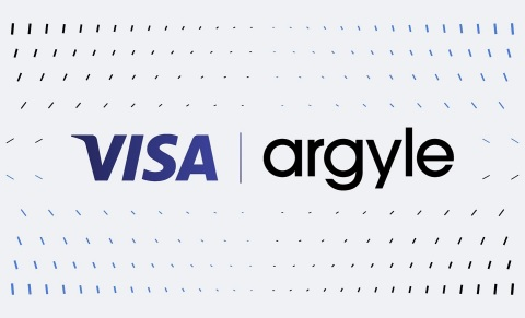 Argyle Joins Visa Fintech Partner Connect to Bring Real-Time Income and Employment Verification Services to Visa's Clients and Partners (Graphic: Business Wire)