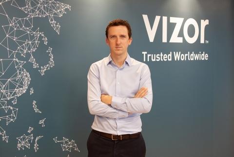 Conor Crowley, CEO Vizor Software (Photo: Business Wire)