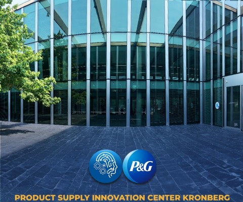 Product Supply Innovation Center in Kronberg, Germany (Photo: Business Wire)