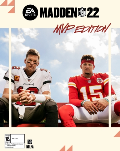 Pre-Order the Madden NFL 22 MVP Edition Now! (Graphic: Business Wire)