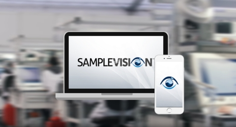 New SampleVision mobile app enables access to lab results any time, anywhere. (Photo: Business Wire)