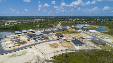 The College Station community in Bay County, Florida. (Photo: Business Wire)