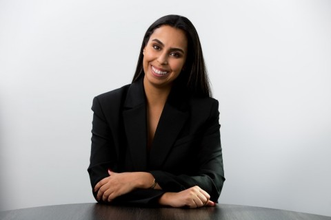 The Alpha Blue Ocean Family Office is pleased to announce the appointment of Rajae Elantari as Head of PR & Marketing (Photo: Business Wire)