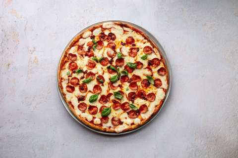 Roxbury Pizza Launches First US Location (Photo: Business Wire)