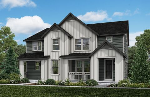 KB Home announces the grand opening of Prairie Village Villas, a new-home community in the city of Longmont. (Photo: Business Wire)