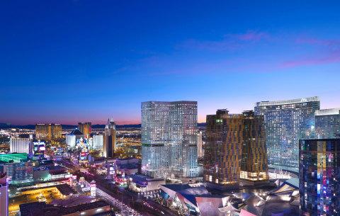 Waldorf Astoria Las Vegas – Exterior (Photo: Business Wire)