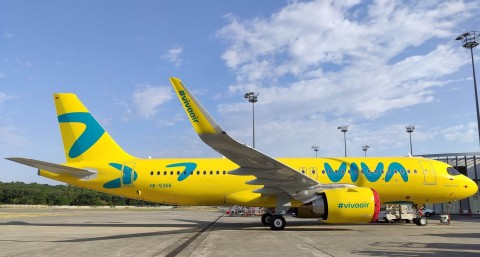 Aviation Capital Group Announces Delivery of Eighth A320neo to Viva Air (Photo: Business Wire)