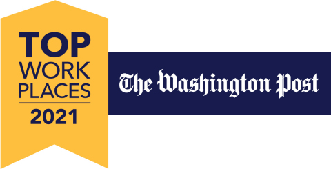 Cotton & Company is a 2021 Washington Post Top Workplace awardee. (Graphic: Business Wire)