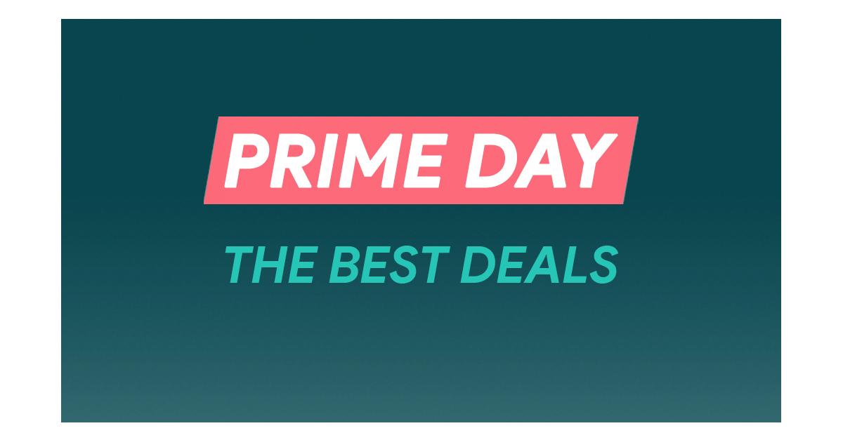 Prime Day Deals 2021.