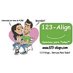 123-Align anuncia el lanzamiento de Sonrisas para Todos: el sistema de alineadores invisibles para enderezar tus dientes desde tu casa
