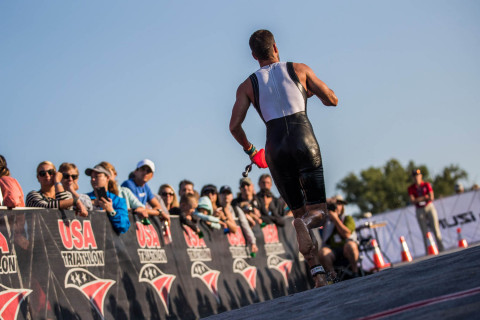 Triathletes at this level rely on consistency in their routines, from training to fuel — and even grooming. MANSCAPED is honored to be a small part of this high performance regime. (credit USA Triathlon)
