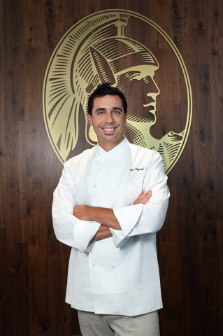 Chef Cédric Vongerichten will continue as the Executive Chef of the Centurion Lounge at New York's LaGuardia Airport (Photo: Business Wire)