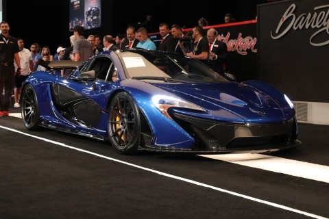 Barrett-Jackson's Las Vegas Auction Soars with Record $48 Million in Sales (Photo: Business Wire)