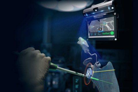 ExactechGPS® Shoulder Application (Photo: Business Wire)