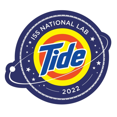 Tide® has signed a Space Act Agreement with NASA to help in the development of laundry detergent solutions and technology development in space. (Graphic: Business Wire)