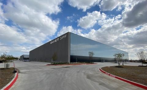Quiet 3PF's Dallas Fulfillment Center (Photo: Business Wire)