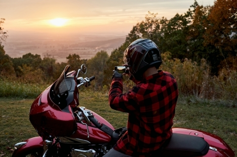 Indian Motorcycle Rentals (Photo: Business Wire)