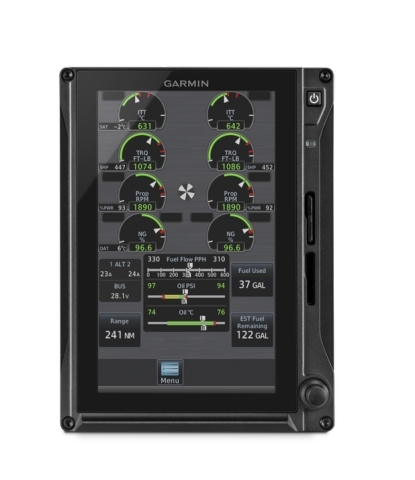 TXi engine indication (EIS) system support for select twin engine aircraft include the Cessna 425, King Air 90 series, as well as Piper I and II aircraft. (Photo: Business Wire)