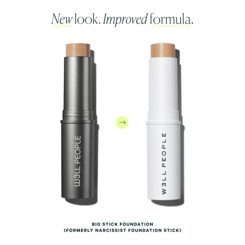 Clean beauty pioneer W3LL PEOPLE, known for its dermatologist-developed, plant-powered and high performance products, reveals a new look, new formulas and new products. (Photo: Business Wire)