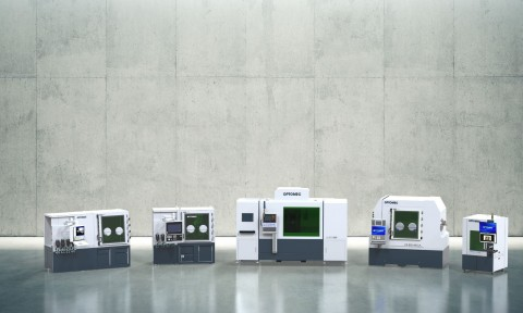 Optomec offers a full range of Additive Manufacturing machines optimized for Production. Photo courtesy Optomec, Inc.