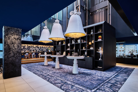 Andaz Amsterdam Prinsengracht will offer a canal cruise and a Drag Bingo Brunch in partnership with AIX rosé to celebrate Amsterdam Pride in August. (Photo: Business Wire)