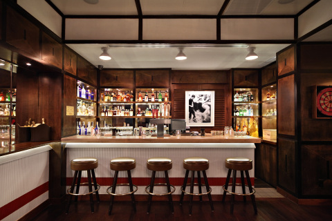 Gild Hall, A Thompson Hotel will kick-off New York City Pride festivities with a happy hour and silent auction to benefit The Trevor Project. (Photo: Business Wire)